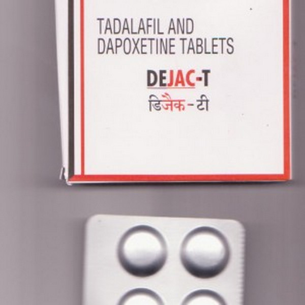 DAPOXETINE buy in USA. DEJAC-T - price and reviews