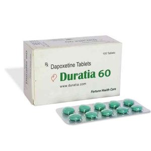 DAPOXETINE buy in USA. Duratia 60 mg - price and reviews
