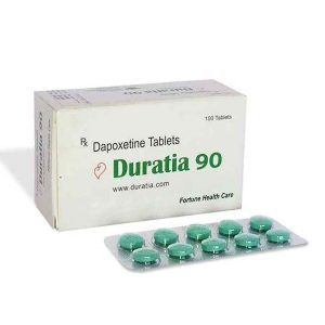 DAPOXETINE buy in USA. Duratia 90 mg - price and reviews