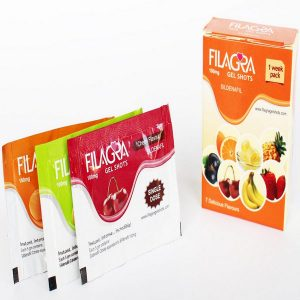 SILDENAFIL buy in USA. Filagra Oral Jelly 100 mg - price and reviews