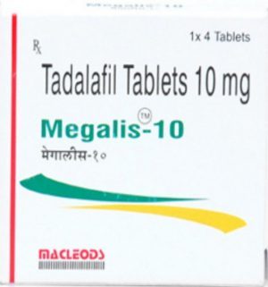 TADALAFIL buy in USA. Megalis 10 mg - price and reviews