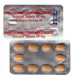 TADALAFIL buy in USA. Tadagra Strong 40 mg - price and reviews