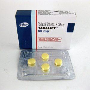 TADALAFIL buy in USA. Tadalift 20 mg - price and reviews