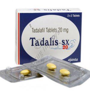 TADALAFIL buy in USA. Tadalis SX - price and reviews
