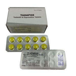 DAPOXETINE buy in USA. Tadapox - price and reviews