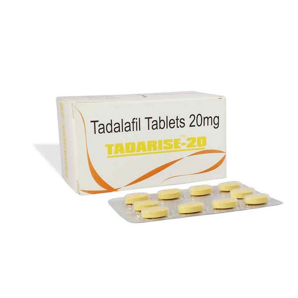 TADALAFIL buy in USA. Tadarise 20 mg - price and reviews