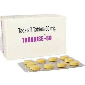 TADALAFIL buy in USA. Tadarise 60 mg Tab - price and reviews