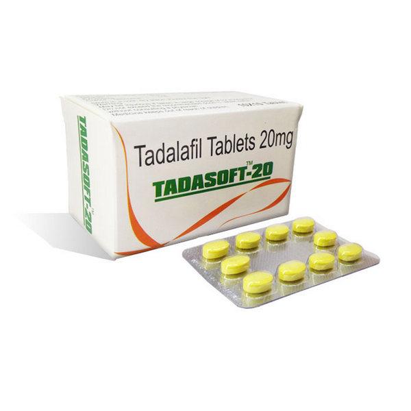 TADALAFIL buy in USA. Tadasoft 20 mg - price and reviews