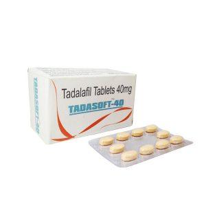 TADALAFIL buy in USA. Tadasoft 40 mg - price and reviews