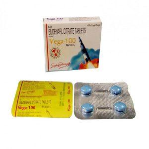 SILDENAFIL buy in USA. Vega 100 mg - price and reviews