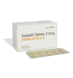 TADALAFIL buy in USA. Vidalista 2.5 mg - price and reviews